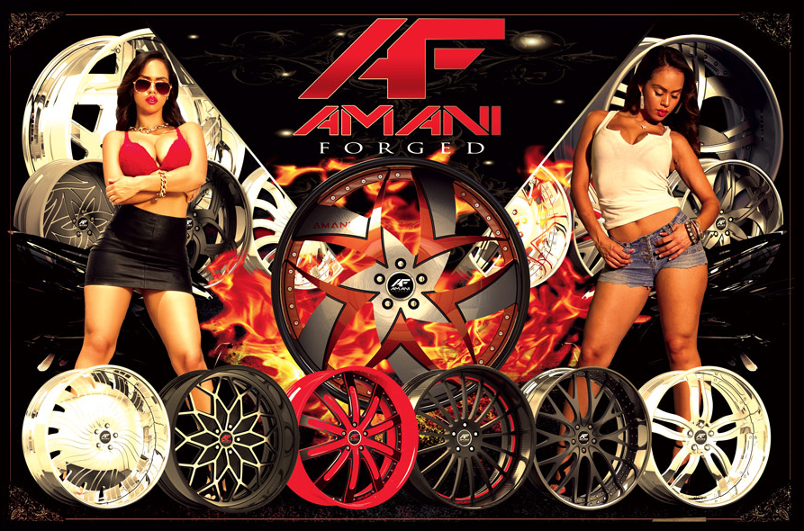 Amani Forged Two Page Cover